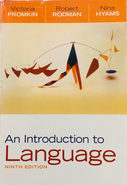 An Introducing to Language