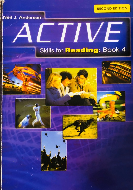 Active skills for reading : Book 4